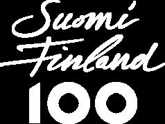 Suomi 100 –tunnus